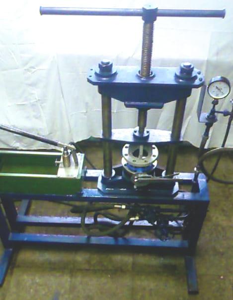 Испытания трубопроводной арматуры